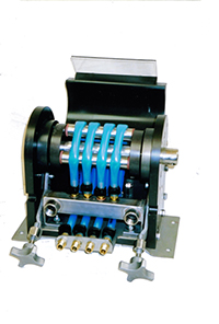 4-Channel AccuStaltic Peristaltic Pump by Ledebuhr Industries