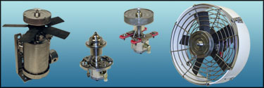 Proptec Rotary Atomizers by Ledebuhr Industries